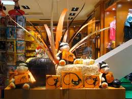 Halloween Shop Displays.Friday 26th Exhibitions And Performances Drayton Arts Festival